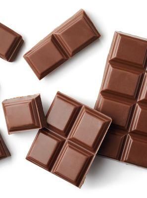 Chocolate pode fazer mal aos meus dentes?