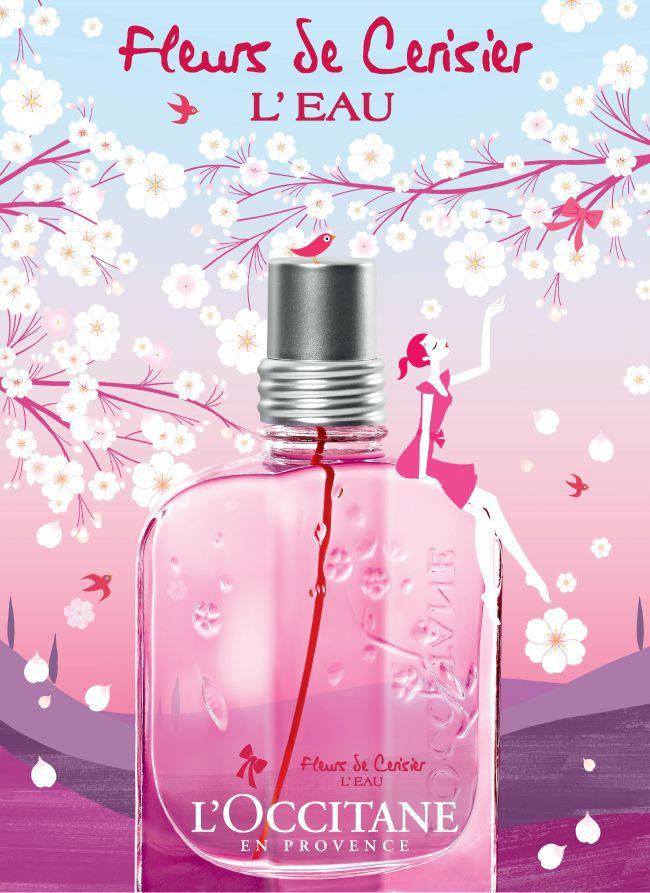 """""""Fleurs de Cerisiers"""" von L'Occitane"""