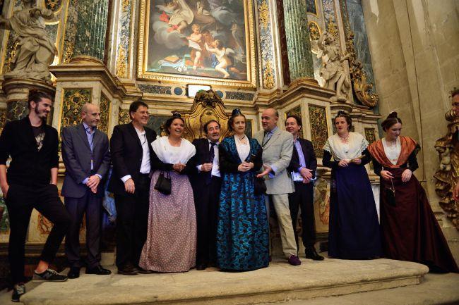 Die Hommage von Christian Lacroix an die Arleserin