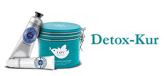 Geschenkidee Nr. 5: Detox-Kur