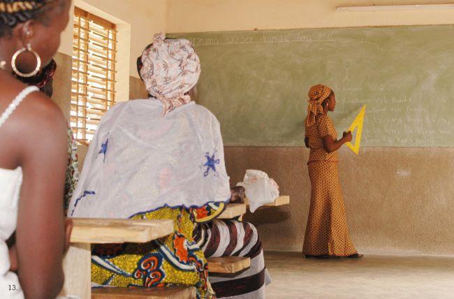 L'OCCITANE engagiert sich für das weibliche Unternehmertum in Burkina Faso