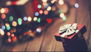 Infografik: Entschlüsselung des Weihnachtsgeschenke-Rituals