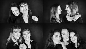 Über Generationen weitergegeben: Schönheitsgeheimnisse von Müttern und Töchtern