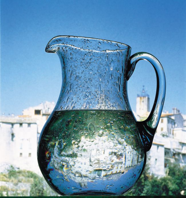 The Verrerie de Biot Glass Factory
