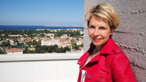 Corinne Vezzoni, architect from Marseilles