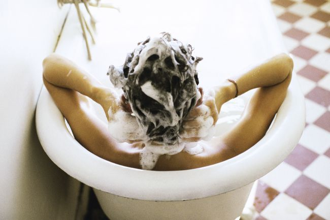 Beauty break: what's the best way to shampoo?