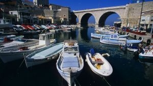 The Vallon des Auffes A Special Port in Marseille