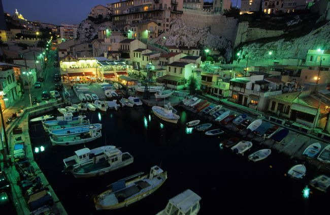 The Vallon des Auffes