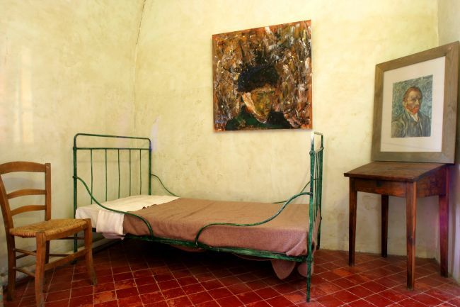 Van Gogh's room in Arles