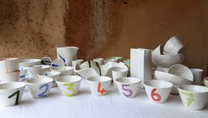 Emmanuelle Wiramus : this Self-taught Ceramist is Really Worth a Visit !