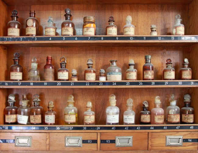 The Revival of the Apothecary