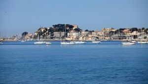 Bandol,  A Provençale Village between Sky and Sea