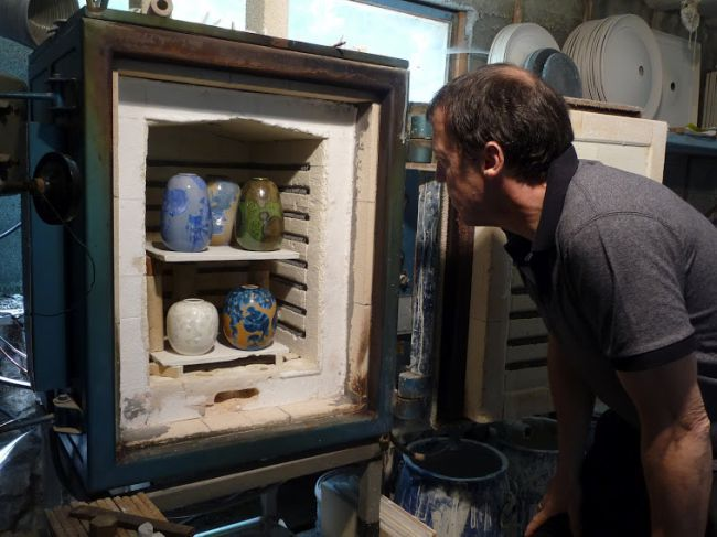 Guillaume Common Ceramics in Forcalquier