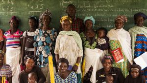 The L'OCCITANE Foundation Supports Literacy and Access to Credit for the Women of Burkina Faso