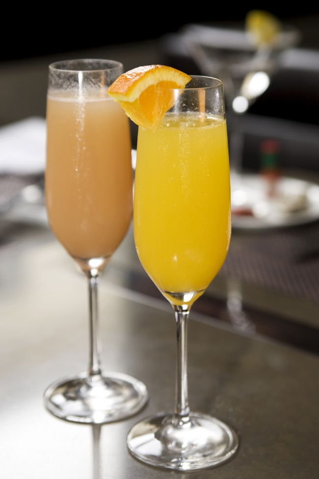 The Mimosa Cocktail : an Elegant Classic for a Festive Christmas!