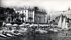 The Riviera as a Film Set