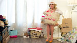 Elodie Van Zele, blogger for Chut Mon Secret