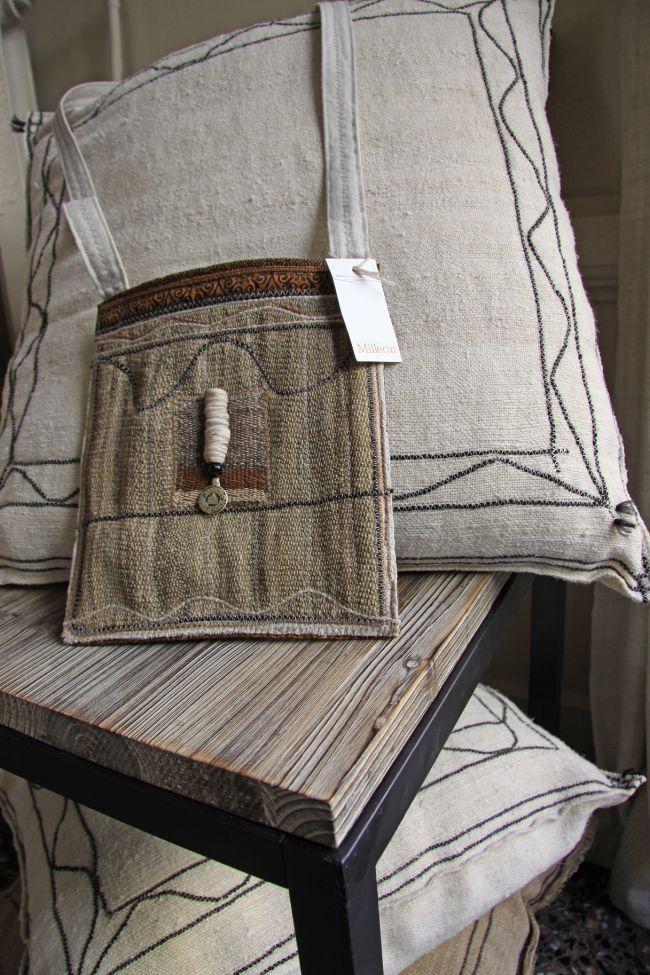 Christine Millerin, Textile Designer in Arles