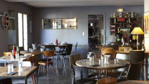 Rouge Guinguette, a Charming Countryside Bistro