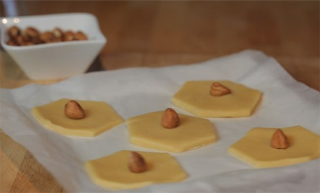 Hazelnut Shortbreads