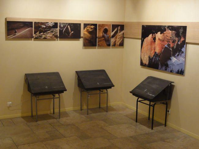 Exposition « Sensations Ocres – Un exotisme proche »