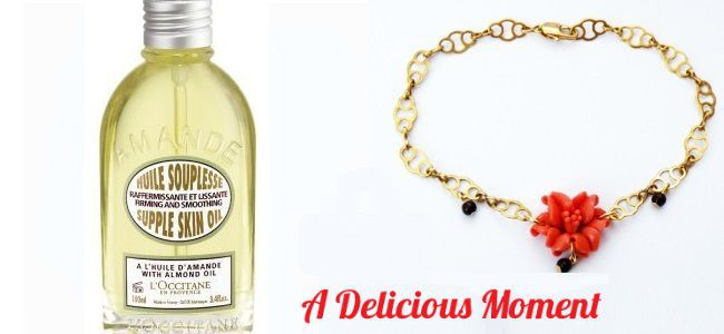 Supple Skin Oil from L'Occitane's Almond range