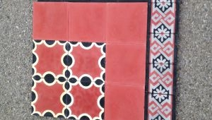The Cement Tile Reclaims its Nobility