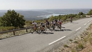 The Verdon Triathlon, an eco-friendly event