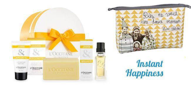 L'Occitane Jasmin & Bergamote gift