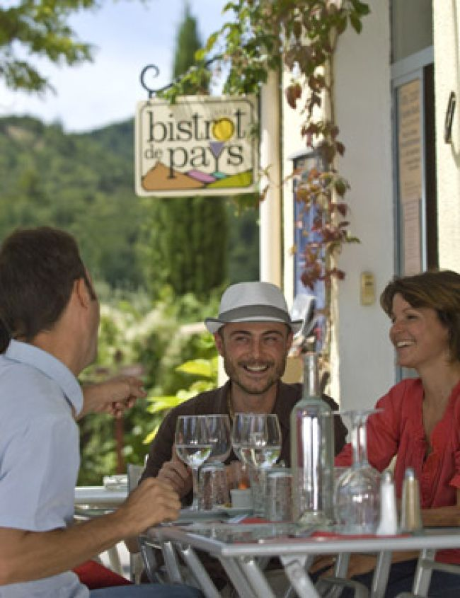 The Provence Bistrots de Pays