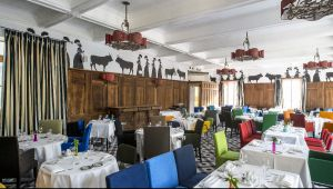 Christian Lacroix Brings New Life to the Jules César Hotel