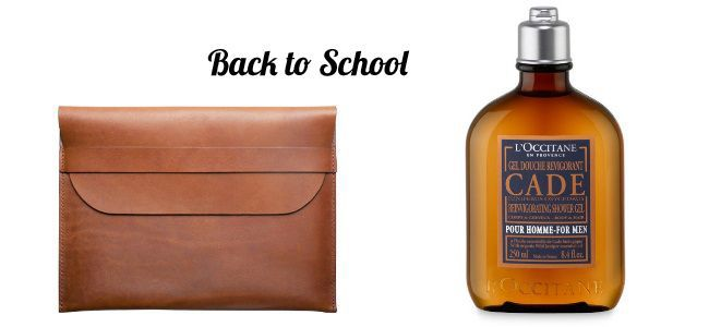 Gift Idea # 2: Back to School