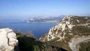 From Cassis to La Ciotat, The Route of the Ridges