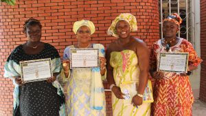 L'OCCITANE Supports Female Entrepreneurship in Burkina Faso