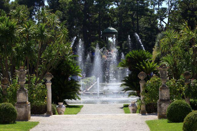 The Ephrussi Gardens