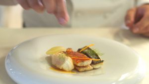Bouillabaisse in 3 Stages by Chef Ludovic Turac