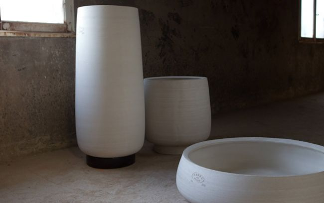 Jean-Marie Massaud & the Ravel Pottery in Aubagne