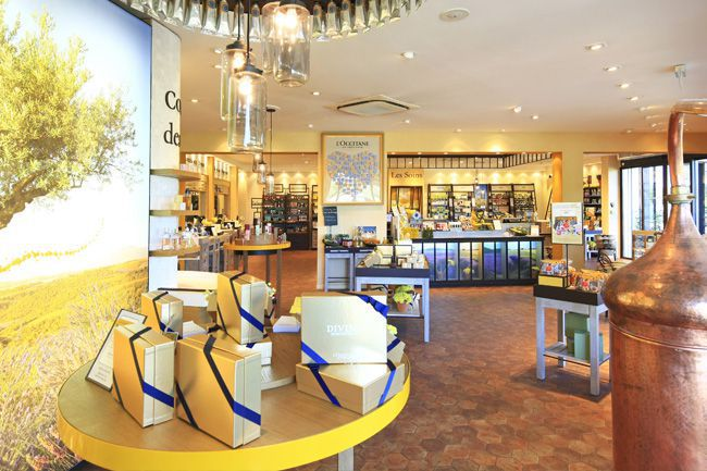 An Idea for an Outing in Provence: Dive into the World of L'Occitane