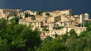 La Terrasse de Lurs: Provence on a Plate