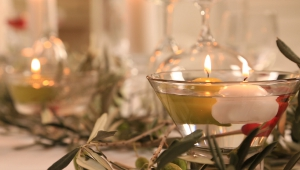 Provence Touch: Decorating a Festive Table a la Provençale