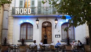 The Grand Hotel Nord-Pinus in Arles