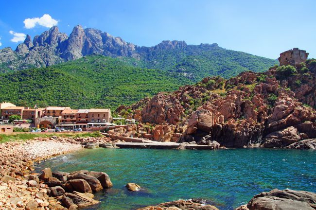 The Three Most Beautiful Villages of Corsica