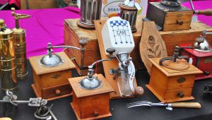 The Winter Flea Markets of Provence