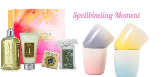 Ideas for Mother's Day by L'OCCITANE