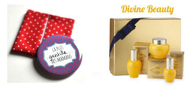 L'Occitane face products Immortelle