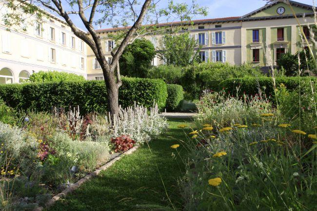 The Jardin des Cordeliers