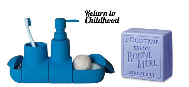 L'Occitane Bonne Mère soap