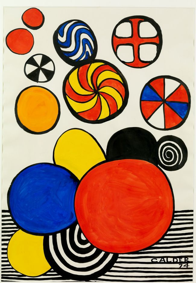The MAMAC Pays Tribute to Alexander Calder