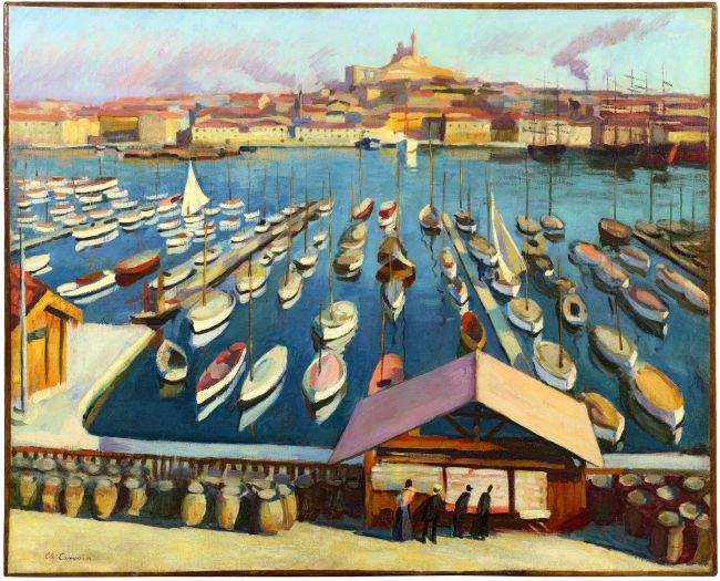 Exhibition « Marseille Eternelle »