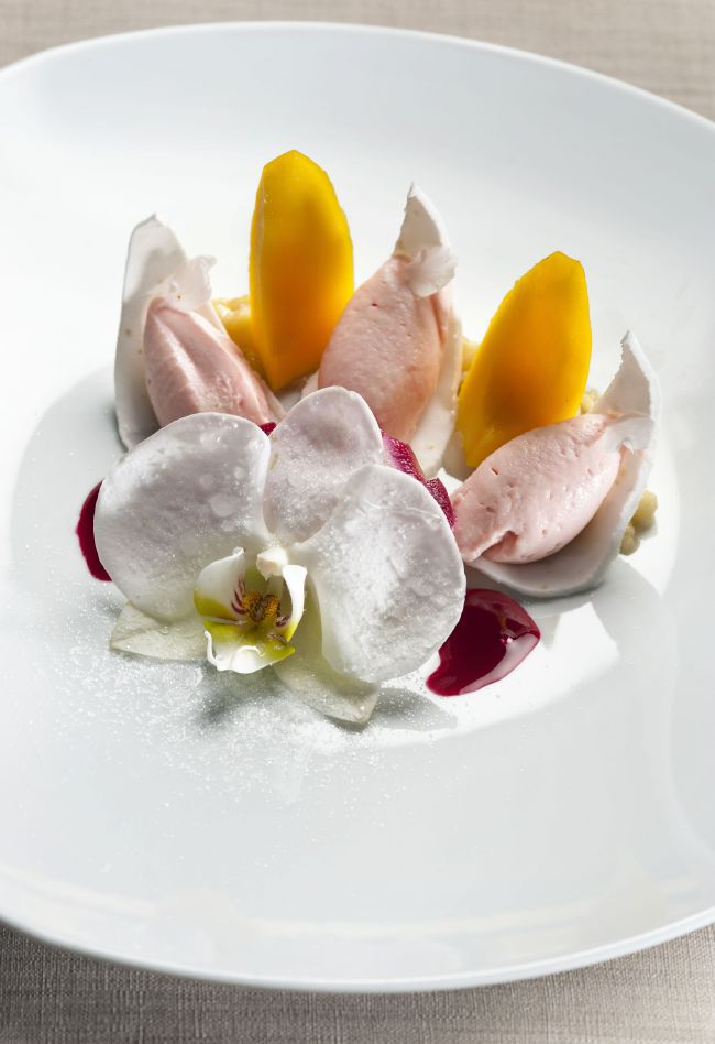 A Cuisine Made of Fragrances A Cuisine Made of Fragrances with Chef Jacques Chibois in Grasse
